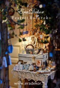 Provence-i stílusú antikolt bútorok