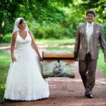 Hajós kincsesláda nem való esküvőre?