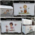 Választható minták ANNO Babaládára 0-3 éves korig