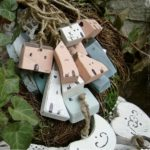 Újrahasznosítás kreatívan – avagy a Manóházak dicsérete